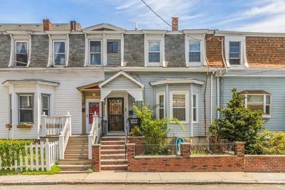 Somerville Single Family Home Under Agreement: 16 Kingman Rd