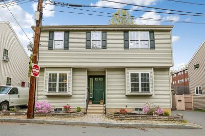 Boston Single Family Home Under Agreement: 3 Constance Rd