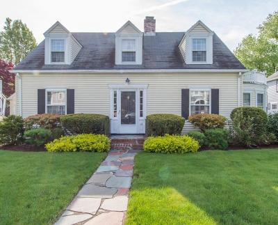 Needham Single Family Home Contingent: 49 Whittier Rd