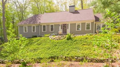 Wellesley Single Family Home For Sale: 32 Cunningham Road