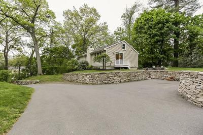 Wayland Single Family Home For Sale: 223 Stonebridge Road