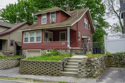 Methuen Single Family Home For Sale: 40 Arnold St