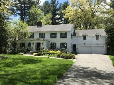 Wellesley Single Family Home For Sale: 44 Ridge Hill Farm Rd