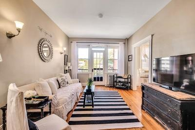 Boston MA Condo/Townhouse Under Agreement: $399,000