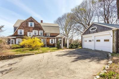 Hingham Single Family Home For Sale: 4 High Street