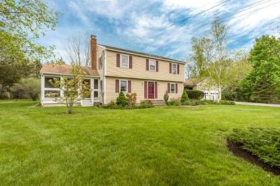 Wenham, Hamilton Single Family Home For Sale: 101 Woodbury Street