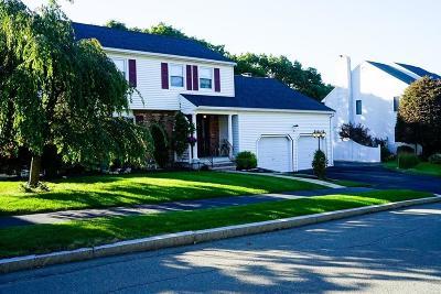 Stoneham Single Family Home Under Agreement: 28 Ellen Road