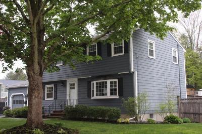 Canton Single Family Home Under Agreement: 5 Burke Dr