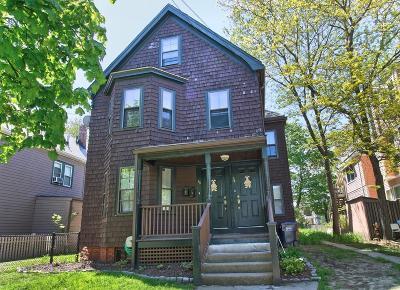 Cambridge Multi Family Home For Sale: 34-36 Fairfield