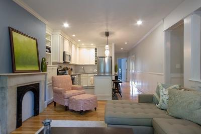 Boston Condo/Townhouse For Sale: 758 Tremont St #1