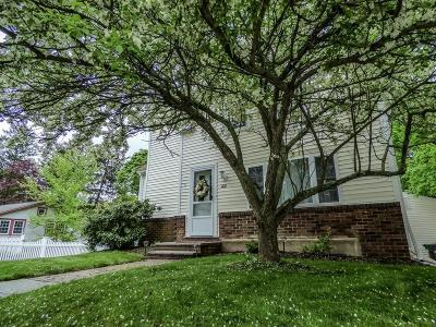West Bridgewater Single Family Home For Sale: 408 Crescent Street