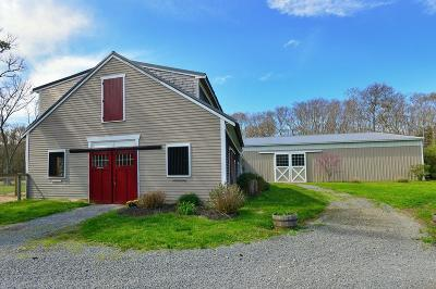 RI-Newport County Single Family Home For Sale: 110/116 Holly Berry Hill Road