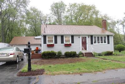 Randolph Single Family Home Under Agreement: 9 Virginia Cir