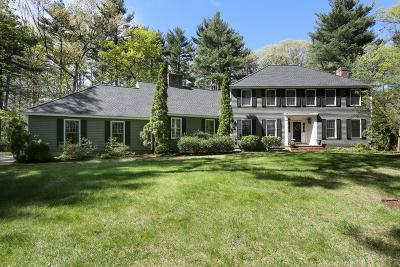 Sudbury Single Family Home For Sale: 36 Stearns Lane