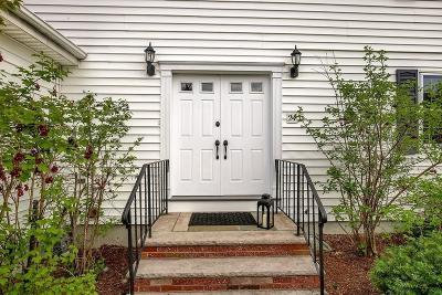 Billerica Single Family Home Under Agreement: 24 Bennett Circle