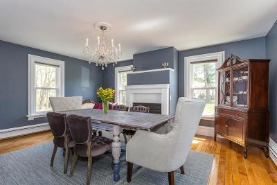 Canton Single Family Home For Sale: 392 Pleasant Street