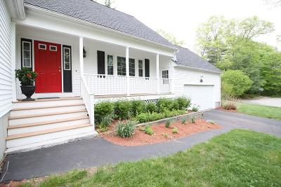 Franklin Single Family Home Under Agreement: 2 Toni Ln