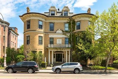 Brookline Condo/Townhouse Under Agreement: 465 Washington Street #1
