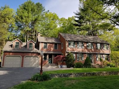Needham Single Family Home Under Agreement: 133 Richardson Dr