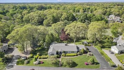 Duxbury Single Family Home Price Changed: 68 Hornbeam Rd