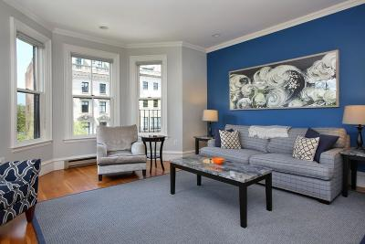Condo/Townhouse Under Agreement: 12 Hereford #4