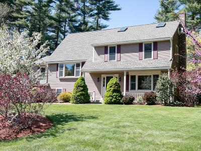 Marshfield Single Family Home For Sale: 268 Mill Pond Ln