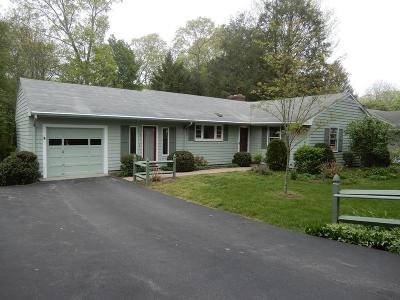 Attleboro Single Family Home For Sale: 23 Mayhew Rd