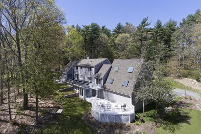 Norwell MA Single Family Home For Sale: $789,000