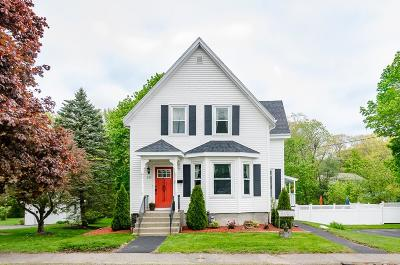 Rockland Single Family Home Contingent: 593 Union Street