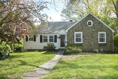 Hingham Single Family Home For Sale: 20 Park View Dr