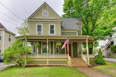 Marlborough Single Family Home Contingent: 10 Stevens St