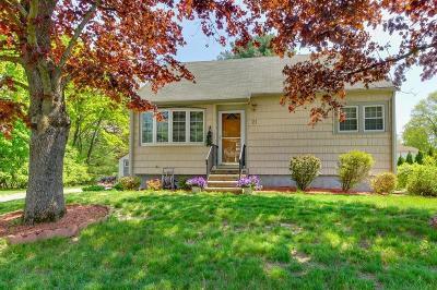 Burlington Single Family Home New: 21 Alma Rd