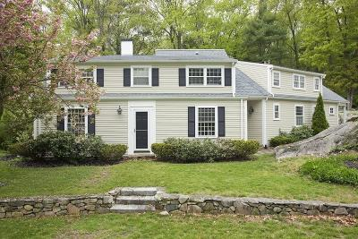 Cohasset Single Family Home Contingent: 40 Red Gate Lane
