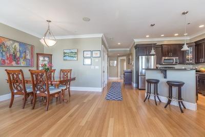 Condo/Townhouse Under Agreement: 25 Mount Vernon St #4