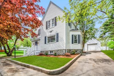 Woburn Single Family Home New: 3 Highet Avenue