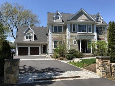 Newton Single Family Home For Sale: 351 Dudley Road