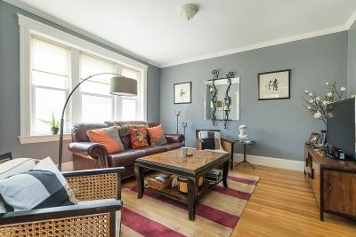 Brookline Condo/Townhouse Under Agreement: 235 Freeman St #5