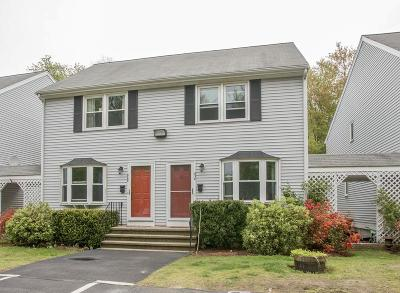 East Bridgewater Condo/Townhouse Contingent: 848 Bedford St #848