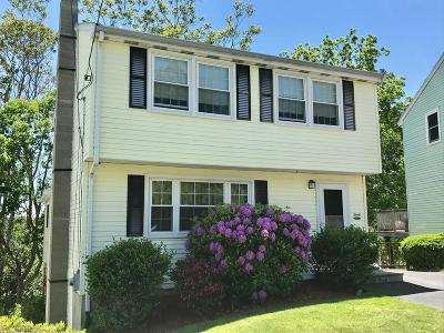 Waltham Single Family Home Contingent: 30 Blossom Street