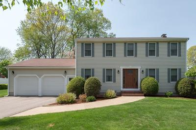 Weymouth Single Family Home For Sale: 199 Liberty Bell