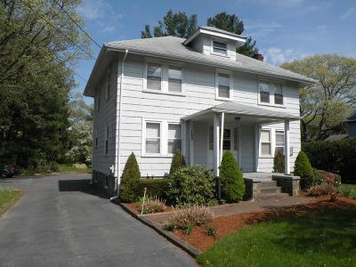 Canton Single Family Home For Sale: 180 Turnpike St