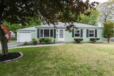 Weymouth Single Family Home Contingent: 30 Dana Rd