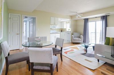Cambridge Condo/Townhouse For Sale: 655 Concord Ave #504