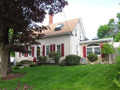 Rockland Single Family Home Contingent: 69 North Ave