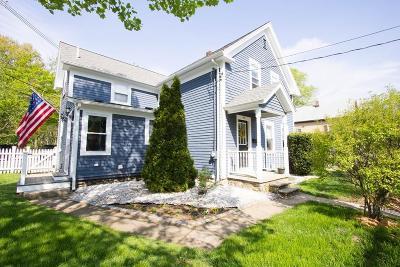 Maynard Single Family Home Contingent: 49 Sudbury St