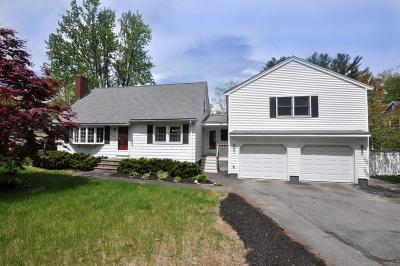 Billerica Single Family Home New: 294 Salem Road