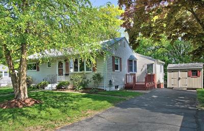 Burlington Single Family Home New: 18 Forbes Avenue