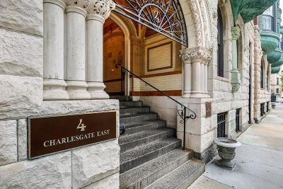 Condo/Townhouse Under Agreement: 4 Charlesgate E #704