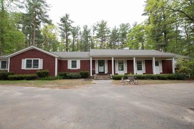 Canton Single Family Home For Sale: 21 Algonquin Rd