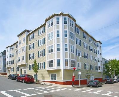 Boston Condo/Townhouse Contingent: 39 Dorchester Street #5